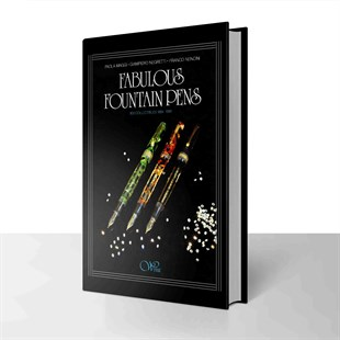 Fabulous Fountain Pens Book Kalem Ansiklopedisi