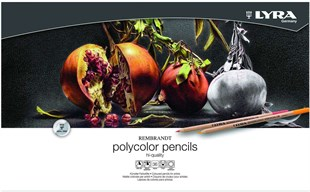 Lyra Rembrandt Polycolor Pencil 36lı Set