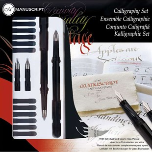 Manuscript Calligraphy Set MC146 6003