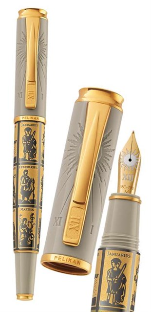 Pelikan Calculation of Times Limited Edition