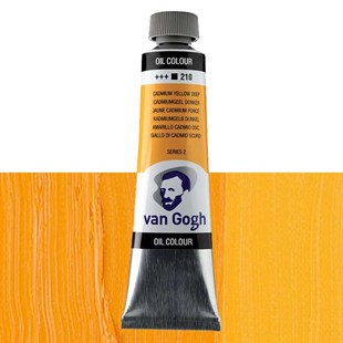 Talens Van Gogh 40ml Yağlı Boya Seri:2 No:210 Cadmium Yellow Deep