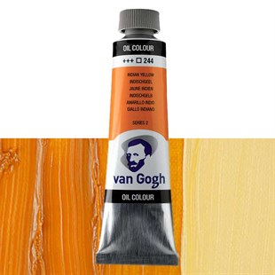 Talens Van Gogh 40ml Yağlı Boya Seri:2 No:244 Indian Yellow